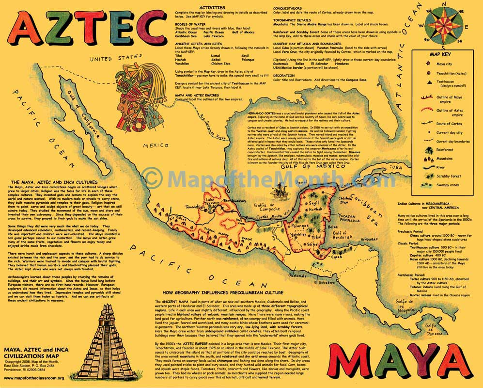 the effectiveness of the aztec civilization The aztecs & incas strengths and weaknesses - history bibliographies - in harvard style the aztec empire [online.