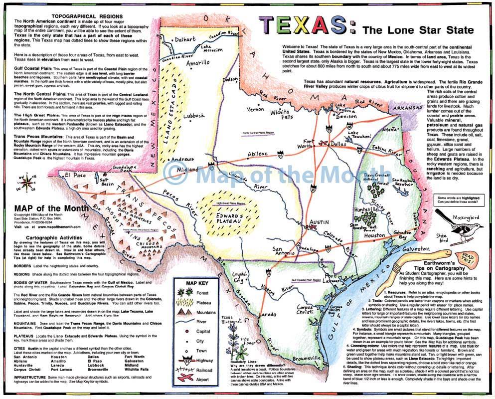 Map Of Texas Mountain Ranges.Map Of Texas Mountain Ranges Twitterleesclub