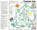 Treasure Map – Colored