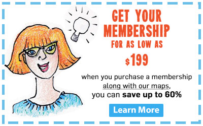 Save up to 60% on CartoCraze! membership