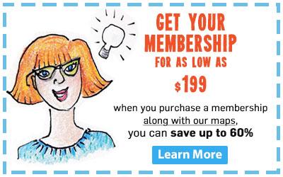 Save up to 60% on CartoCraze! membership