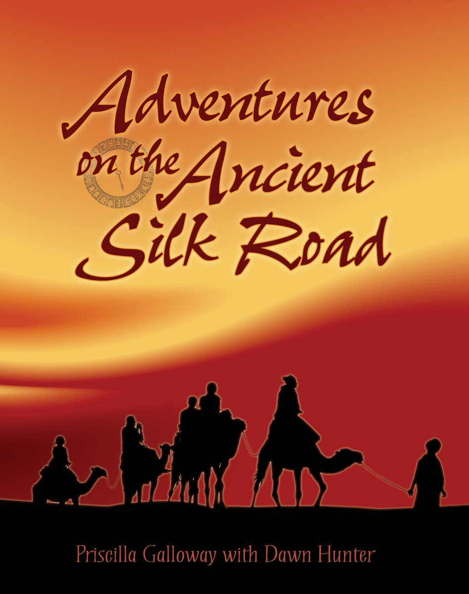 ancient silk road coloring pages - photo#47
