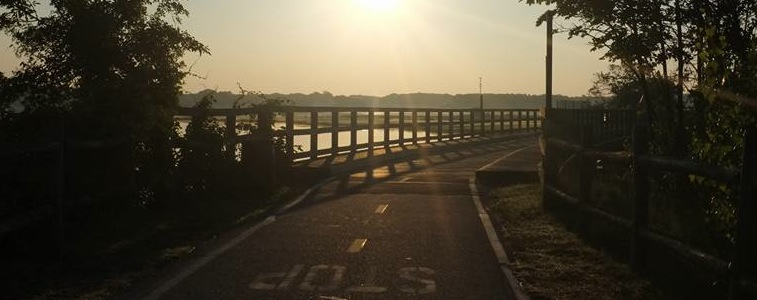 rey bike path