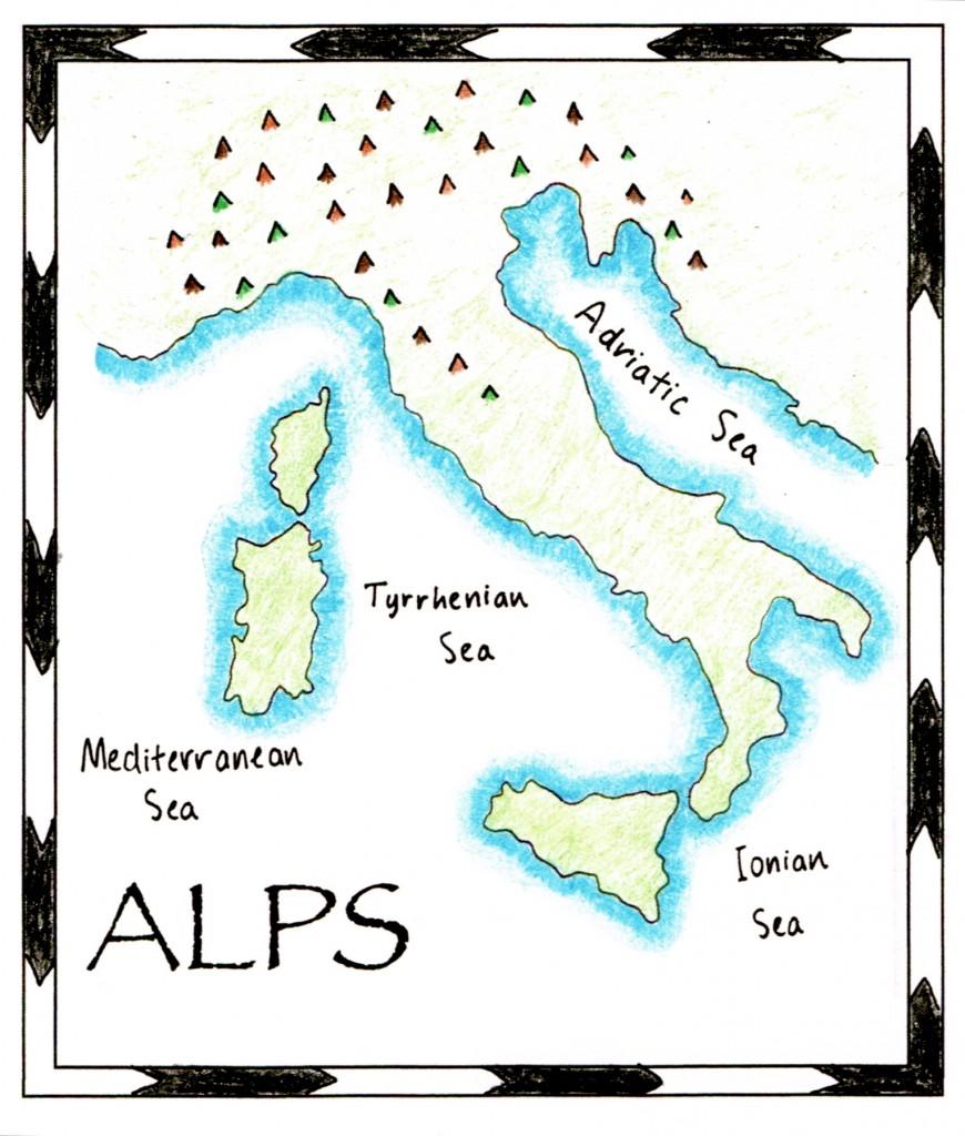 ALP mts