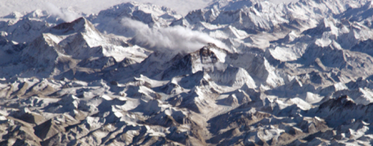 Himalayas and Mt. Everest: Greatest Peaks - Maps for the Classroom
